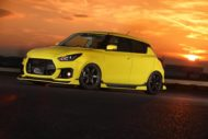 Kuhl Racing 2019 Suzuki Swift Sport Bodykit Airride 3 190x127 Fertig   Kuhl Racing 2019 Suzuki Swift Sport mit Bodykit