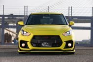 Kuhl Racing 2019 Suzuki Swift Sport Bodykit Airride 5 190x127 Fertig   Kuhl Racing 2019 Suzuki Swift Sport mit Bodykit