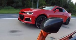 McLaren 570S vs. 900 PS Chevrolet Camaro ZL1 310x165 Video: Vorschau   2019 Fiat 124 Spider Abarth Soundcheck