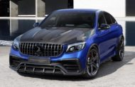 Mercedes GLC Carbon Inferno Bodykit Tuning TopCar 1 190x123 Volle Ladung Carbon: Mercedes GLC Inferno Bodykit by TopCar