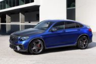 Mercedes GLC Carbon Inferno Bodykit Tuning TopCar 2 190x127 Volle Ladung Carbon: Mercedes GLC Inferno Bodykit by TopCar