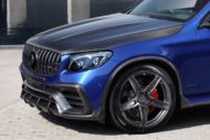 Mercedes GLC Carbon Inferno Bodykit Tuning TopCar 9 190x127 Volle Ladung Carbon: Mercedes GLC Inferno Bodykit by TopCar