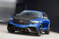 Mercedes GLC Inferno Bodykit X253 Tuning TopCar 1 190x127 Volle Ladung Carbon: Mercedes GLC Inferno Bodykit by TopCar
