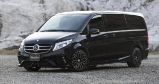 Mercedes V Klasse Sports Line Black Bison Edition W447 Bodykit 11 310x165 Wohnmobil der Endzeit   der Hunter RMV Predator 6.6