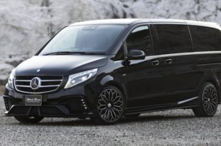 Mercedes V Klasse Sports Line Black Bison Edition W447 Bodykit 11 310x205 Mercedes V Klasse Sports Line Black Bison Edition (W447)
