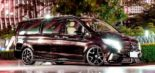 Mercedes V Klasse Sports Line Black Bison Edition W447 Bodykit 12 155x73 Mercedes V Klasse Sports Line Black Bison Edition (W447)