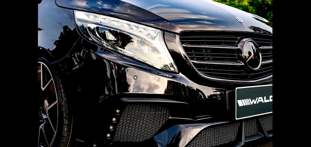 Mercedes V Klasse Sports Line Black Bison Edition W447 Bodykit 19 Mercedes V Klasse Sports Line Black Bison Edition (W447)