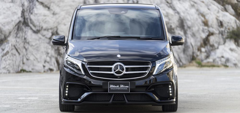Mercedes V-Klasse Sports Line Black Bison Edition W447 Bodykit (8)
