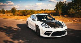 Porsche Panamera 970 Mansory Widebody Tuning 23 310x165 Video: + 24 PS im Suzuki Swift Sport von HKS Co., Ltd.