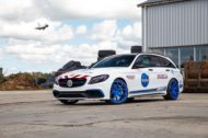 Project Nasa Mercedes C63s AMG W205 Tuning 1 190x126 Bleibt am Boden   Project Nasa Mercedes Benz C63s AMG