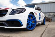 Project Nasa Mercedes C63s AMG W205 Tuning 2 190x127 Bleibt am Boden   Project Nasa Mercedes Benz C63s AMG