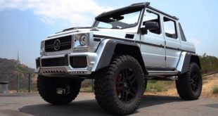 RDB LA Mercedes G500 4x4%C2%B2 Landaulet Tuning 3 310x165 V2 1016 Industries Widebody Kit am Lamborghini Urus