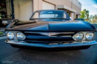 Restomod 1965 Chevrolet Corvair Monza 1 190x127 Video: Restomod   1965 Chevrolet Corvair Monza