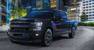 Roush F 150 NITEMARE Ford Tuning 310x165 Stark: 2018 Roush Performance Ford F 150 SC Nitemare mit 650 PS