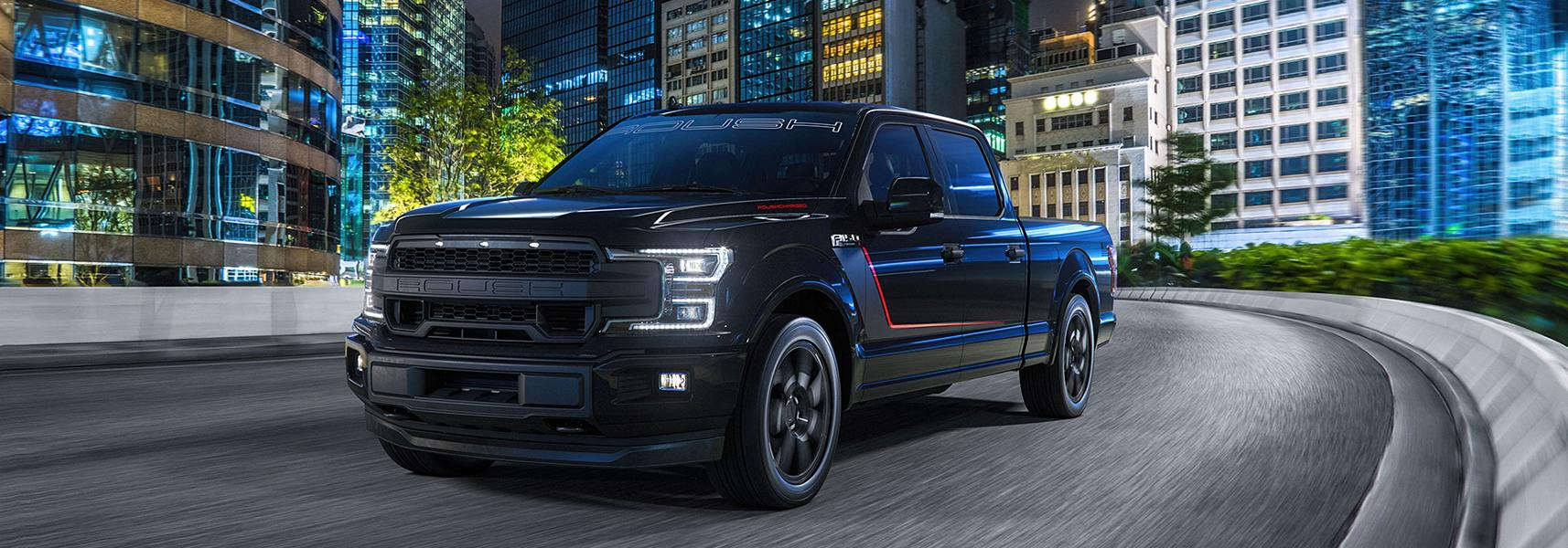 Roush F 150 NITEMARE Ford Tuning Stark: 2018 Roush Performance Ford F 150 SC Nitemare mit 650 PS