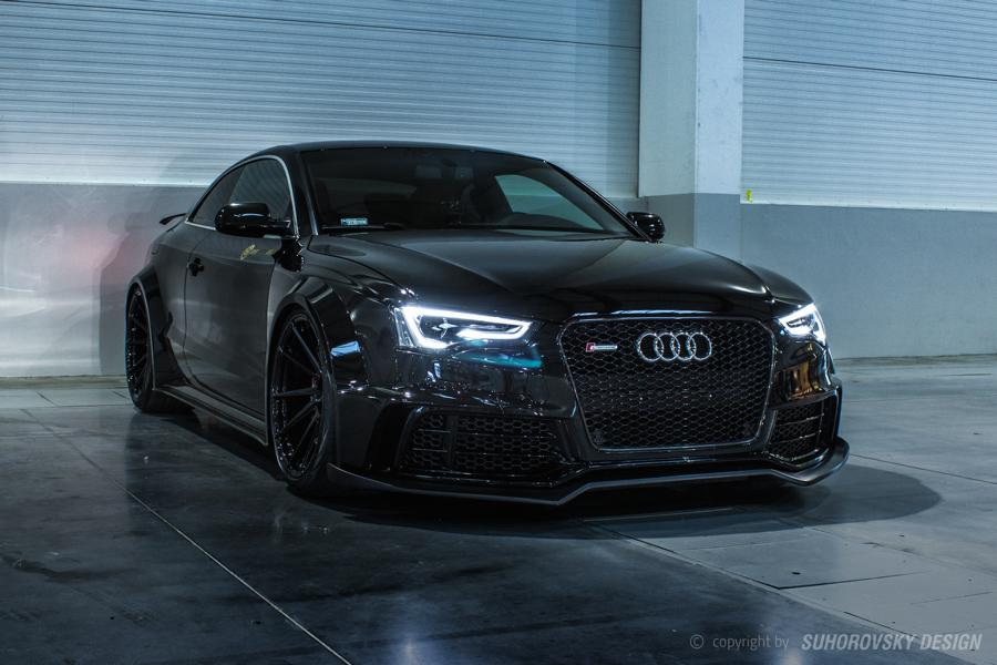 SR66 Design Widebody Audi S5 Coupe B8 Tuning 10 Extrem fett   SR66 Design Widebody Audi S5 Coupe (B8)