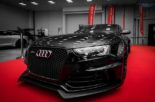 SR66 Design Widebody Audi S5 Coupe B8 Tuning 16 155x102 Extremely Fat SR66 Design Widebody Audi S5 Coupe (B8)