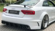 SR66 Design Widebody Audi S5 Coupe B8 Tuning 21 190x107 Extremely Fat SR66 Design Widebody Audi S5 Coupe (B8)