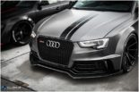 SR66 Design Widebody Audi S5 Coupe B8 Tuning 36 155x103 Extremely Fat SR66 Design Widebody Audi S5 Coupe (B8)