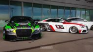 SR66 Design Widebody Audi S5 Coupe B8 Tuning 6 190x107 Extremely Fat SR66 Design Widebody Audi S5 Coupe (B8)