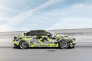 Strasse Wheels camouflage BMW M4 Coupe Tuning SV1 Felgen 11 190x127 Krasse Optik   Strasse Wheels camouflage BMW M4 Coupe