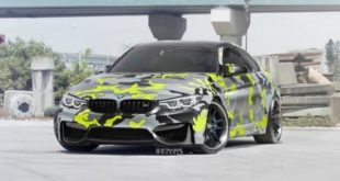 Strasse Wheels camouflage BMW M4 Coupe Tuning SV1 Felgen 4 1 310x165 Krasse Optik   Strasse Wheels camouflage BMW M4 Coupe
