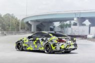 Strasse Wheels camouflage BMW M4 Coupe Tuning SV1 Felgen 5 190x127 Krasse Optik   Strasse Wheels camouflage BMW M4 Coupe