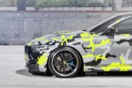 Strasse Wheels camouflage BMW M4 Coupe Tuning SV1 Felgen 7 190x127 Krasse Optik   Strasse Wheels camouflage BMW M4 Coupe