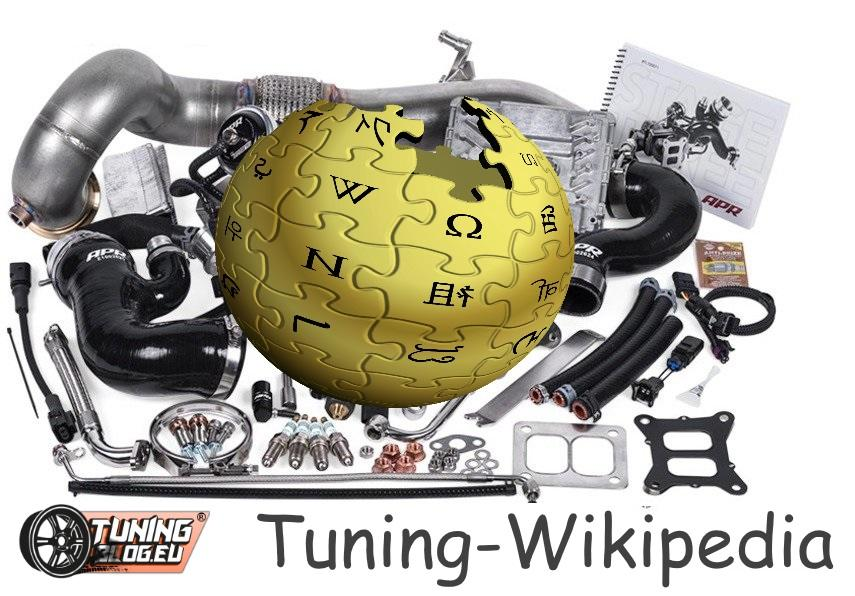 Tuning Wikipedia tuningblog.eu  Wolf Racing Carbon Bodykit am Ford Mustang GT (Gen.6)