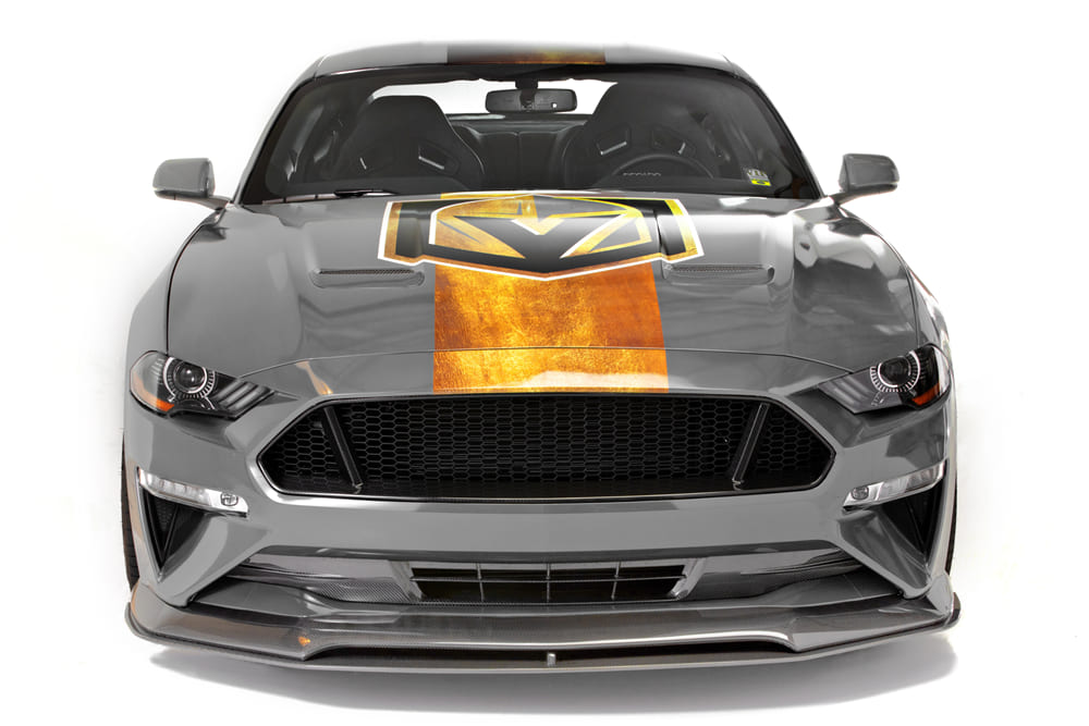 Vegas Hockey Shelby Ford Mustang GT Performance Package 5 Auktion: 775 PS Vegas Hockey Ford Mustang GT 2018