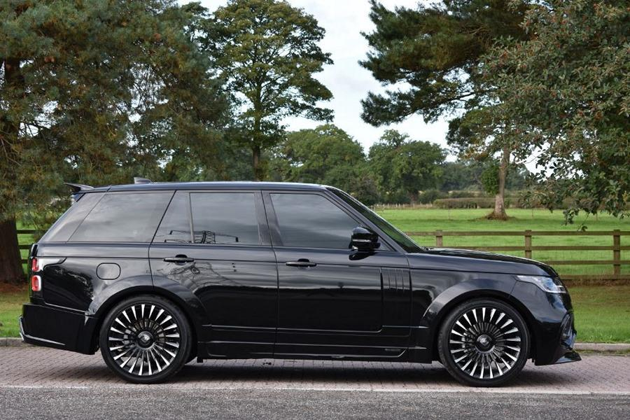 Vogue Aspen edition II Widebody Range Rover Tuning Onyx 8 Vogue Aspen edition II Widebody Range Rover Sport by Onyx