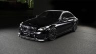 Wald Black Bison Executive Line Mercedes C Klasse W205 Tuning 11 190x107 Wald Black Bison Executive Line Mercedes C Klasse (W205)