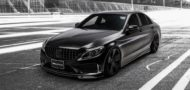 Wald International Black Bison Executive Line Mercedes W205 Bodykit 2 190x90 Wald Black Bison Executive Line Mercedes C Klasse (W205)