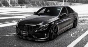 Wald International Black Bison Executive Line Mercedes W205 Bodykit 2 310x165 Wald Bodykit & 24 Zöller am Mercedes GLE SUV Coupe