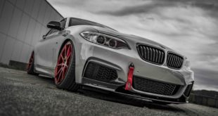 Z Performance ZP08 BMW F22 M235i Coupe Tuning 2 310x165 Top! Z Performance Felgen am BMW F22 M235i Coupe