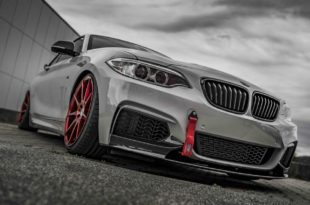 Z Performance ZP08 BMW F22 M235i Coupe Tuning 2 310x205 Top! Z Performance Felgen am BMW F22 M235i Coupe