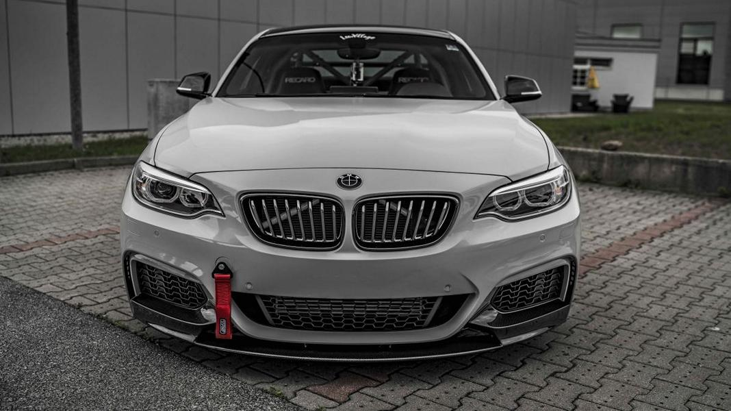 Z Performance ZP08 BMW F22 M235i Coupe Tuning 3 Top! Z Performance Felgen am BMW F22 M235i Coupe