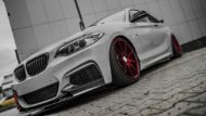 Z Performance ZP08 BMW F22 M235i Coupe Tuning 5 190x107 Top! Z Performance Felgen am BMW F22 M235i Coupe