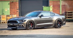 cardiologie Tuning Ford Mustang GT 5.0 V8 3 310x165 V8 raus Elektro rein! Der Ford Mustang von Charge Automotive