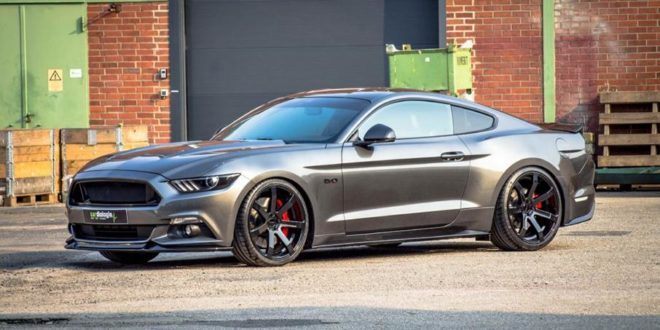 Dezent Cardiologie Tuning Ford Mustang Gt 5 0 V8