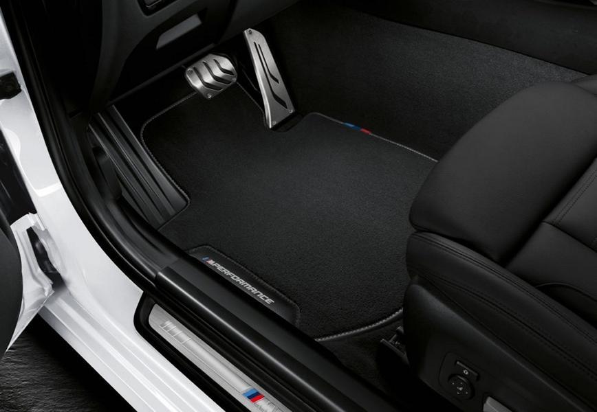 2018 BMW 3er G20 M Performance Parts Tuning 12 Heiß   2018 BMW 3er G20 schon mit M Performance Parts
