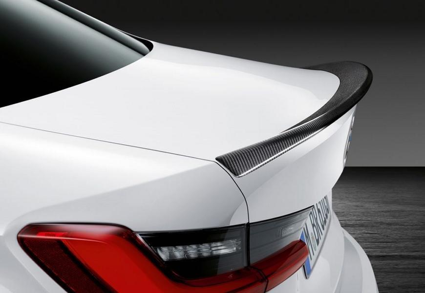 2018 BMW 3er G20 M Performance Parts Tuning 6 Heiß   2018 BMW 3er G20 schon mit M Performance Parts