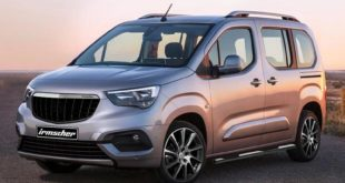 2018 Opel Combo E tuning Irmscher 4 310x165 Brand new: 2018 Opel Combo E with tuning by Irmscher