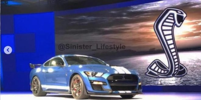 Halboffiziell: 2019/2020 Ford Mustang Shelby GT500 geleaked