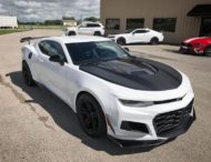 2019 Hennessey HPE750 Chevrolet Camaro ZL1 1LE Tuning 10 190x146 Video: 2019 Hennessey HPE750 Chevrolet Camaro ZL1 1LE