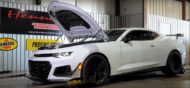 2019 Hennessey HPE750 Chevrolet Camaro ZL1 1LE Tuning 2 190x88 Video: 2019 Hennessey HPE750 Chevrolet Camaro ZL1 1LE