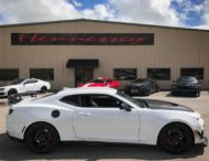 2019 Hennessey HPE750 Chevrolet Camaro ZL1 1LE Tuning 8 190x146 Video: 2019 Hennessey HPE750 Chevrolet Camaro ZL1 1LE