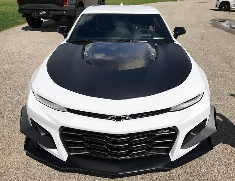 2019 Hennessey HPE750 Chevrolet Camaro ZL1 1LE Tuning 9 Video: 2019 Hennessey HPE750 Chevrolet Camaro ZL1 1LE