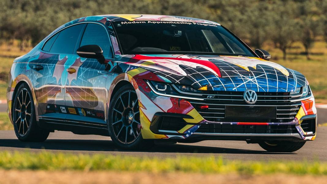 483 PS VW Art3on Artcar Tuning 2018 (4)