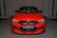 AC Schnitzer Tuning BMW M5 F90 Competition Imola Rot 13 190x127 Schnitzer Parts am BMW M5 (F90) Competition in Imolarot